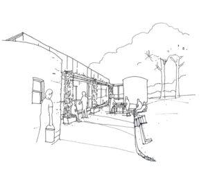 Greenhouse Outdoor Classroom