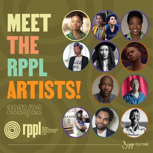 RPPL Artist Announcement